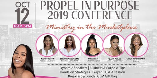 Propel in Purpose 2019 Conference