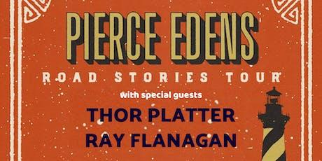 Pierce Edens tickets