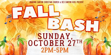 FALL BASH 2019 tickets