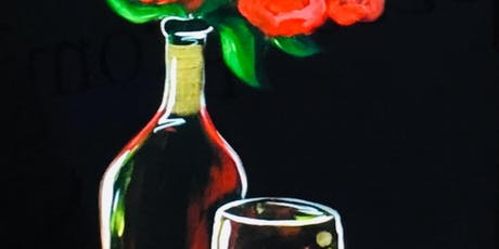 09/06 Rose Sip & Paint   tickets