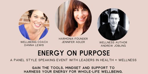 Energy on Purpose