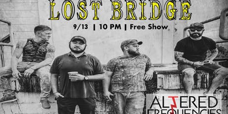 Lost Bridge - Free Outdoor Show tickets