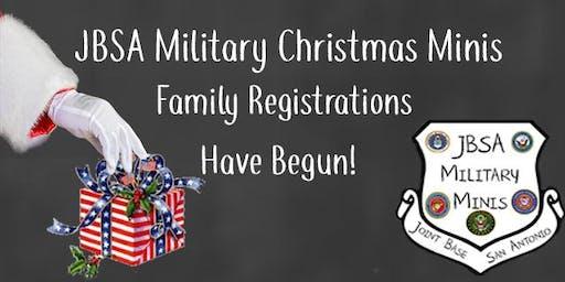 2019 JBSA Military Christmas Minis