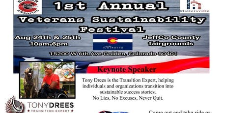 1st Annual Sustainability Festival brought to you by Westerra Credit Union tickets