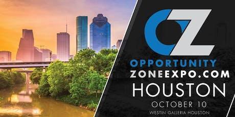 2019 Opportunity Zone Expo Houston tickets