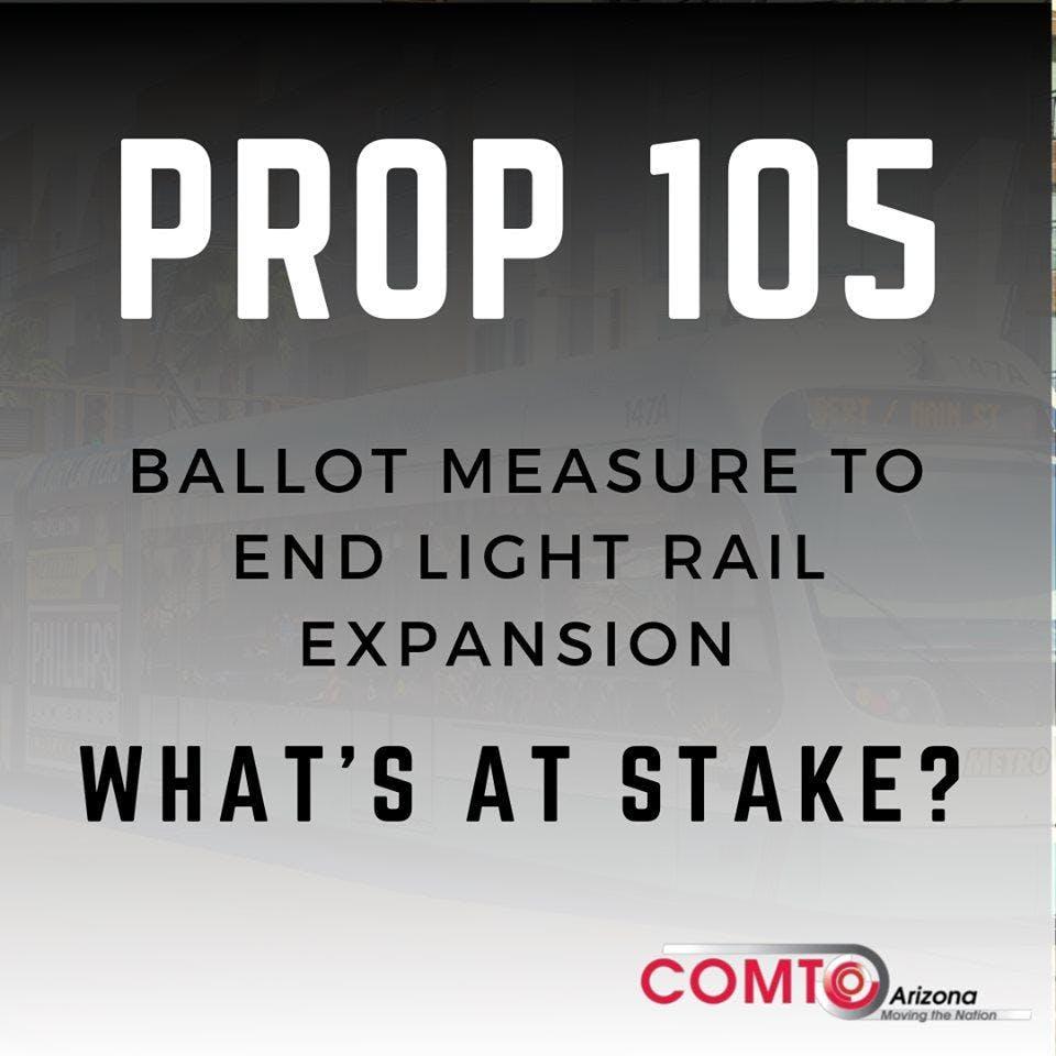 Facts on Light Rail Initiative