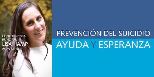 Prevención del Suicidio: Ayuda y Esperanza – 4ta. Conferencia Anual