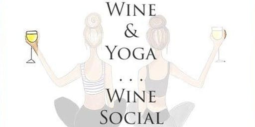 Wine Down Yoga