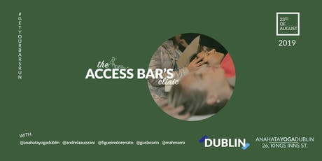 Access Bars®'s Clinic - 3rd Edition tickets
