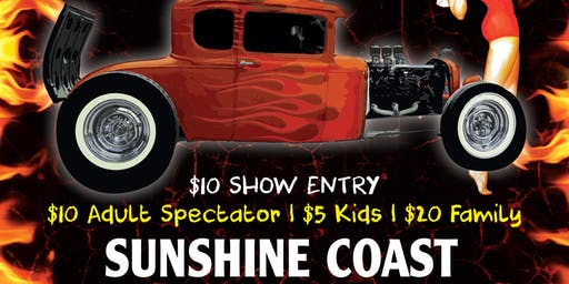 Hot Rod's For The Homeless 2019 Sunshine Coast (Event Cancelled)