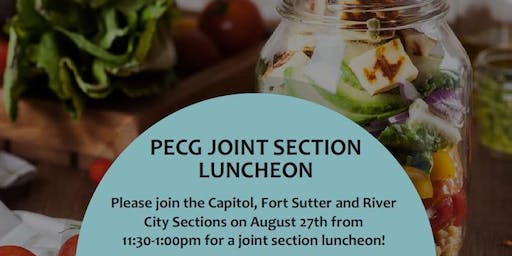 PECG Joint Section Luncheon (River City Member Registration)
