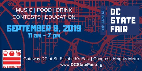 2019 DC State Fair tickets