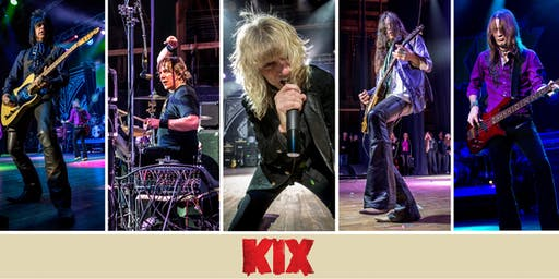 KIX Live at 5 South