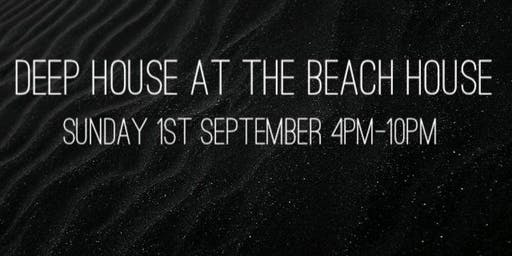 DEEP HOUSE AT THE BEACH HOUSE. LDW SUNDAY IN LA.