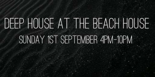 DEEP HOUSE AT THE BEACH HOUSE. LDW SUNDAY IN LA.