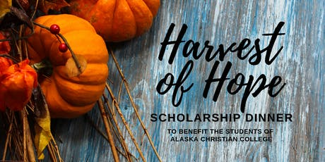 ACC's 2019 Scholarship Dinner tickets