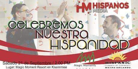 Celebremos Nuestra Hispanidad - By Hispanos Media tickets
