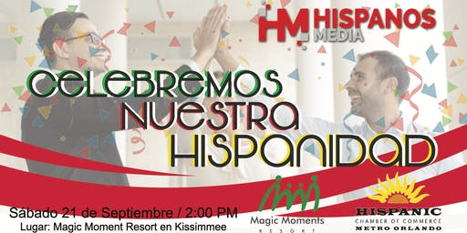 Celebremos Nuestra Hispanidad - By Hispanos Media