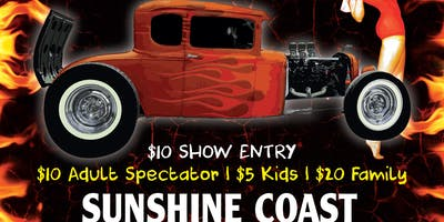 Miss Kustom Kulture 2019 Sunshine Coast Pin-Up Pageant