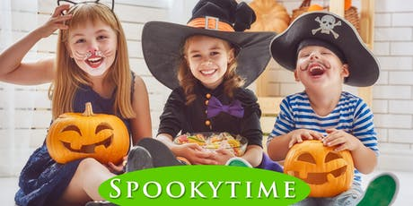 Spookytime (18-months to 4-years-old) tickets
