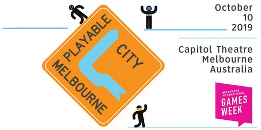 Playable City Melbourne