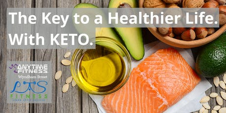 The Key to a Healthier Life. With KETO tickets