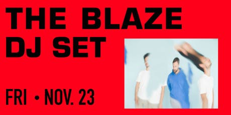Avalon Presents: The Blaze tickets