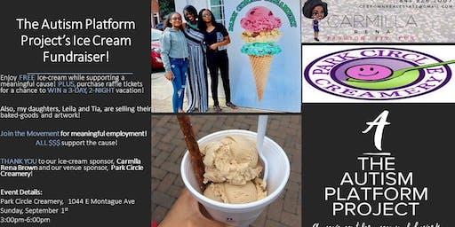 The Autism Platform Ice Cream Fundraiser