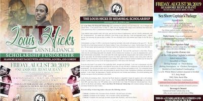 Louis Hicks Scholarship Dinner/Dance Fundraiser