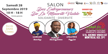 Salon Des Entrepreneurs De La Minorité Visible tickets