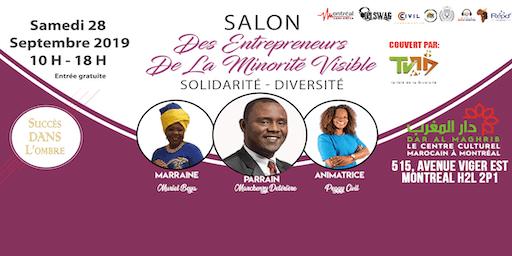 Salon Des Entrepreneurs De La Minorité Visible
