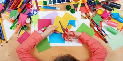 School Holidays | Make Your Own: Collage