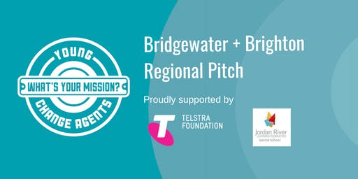 Young Change Agents Regional Pitch 2019 - Bridgewater & Brighton