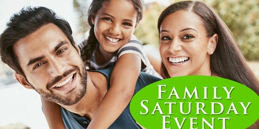 Trim the Tree - A Family Saturday Event