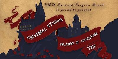 Universal Studios & Islands of Adventure Trip
