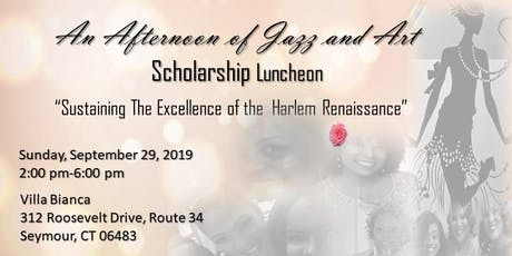 An Afternoon of Jazz and Art Scholarship Luncheon tickets