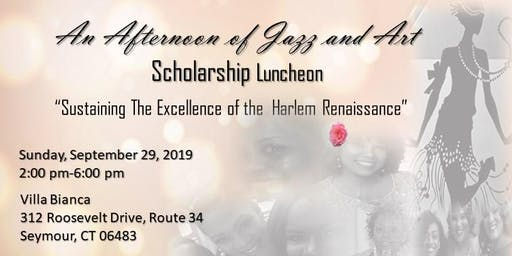 An Afternoon of Jazz and Art Scholarship Luncheon