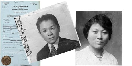 Saturday, Oct 12 - CHINESE EXCLUSION ACT CASE FILES: A TREASURE TROVE OF ORIGINAL DOCUMENTS tickets