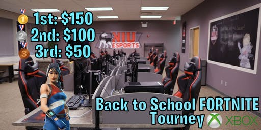 Back to School Fortnite Tourney | Game is the Name