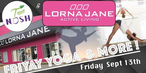 FRIYAY Yoga  &  More!