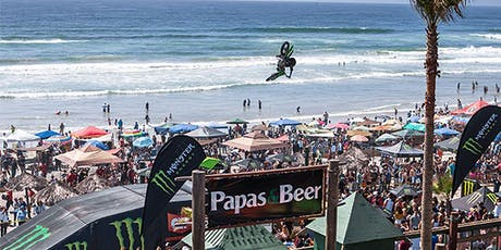 Rosarito Beach Party Bus Day Trip from Rancho Cucamonga tickets