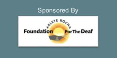 Dining with Dale Williams 7th Annual Dinner for the Arlete Rocha Foundation for the Deaf  tickets
