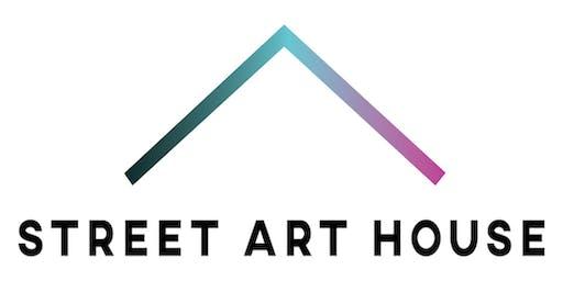 Street Art House: VR Art Event Series