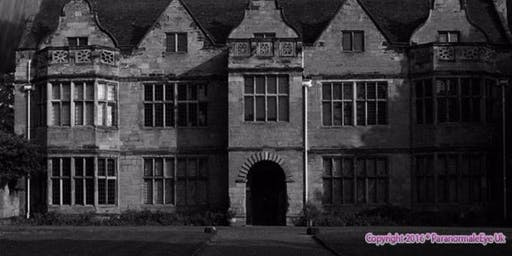 St Johns House Ghost Hunt Warwick Paranormal Eye UK