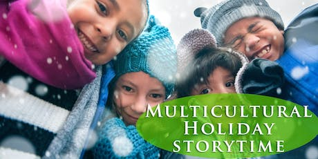 Multicultural Holiday Storytime  tickets