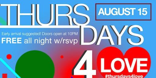 Thursdays4Love