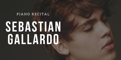 Sebastian Gallardo - Liszt , Beethoven, Chopin, Rachmaninoff