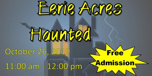 Eerie Acres Haunted Armory