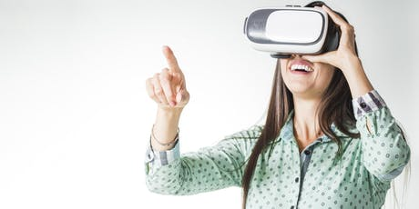 Get Online Week - LOOK AT YOUR DREAM HOLIDAY DESTINATION IN VR tickets