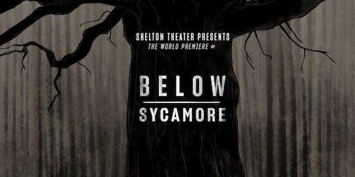 Below Sycamore